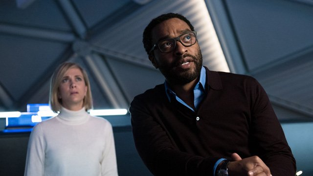 The Martian is another of the most recent Chiwetel Ejiofor movies on the list.
