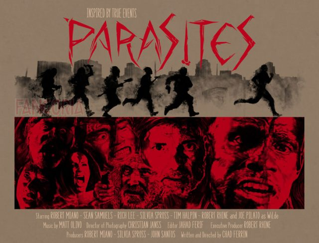 Exclusive Photos from Urban Shocker Parasites