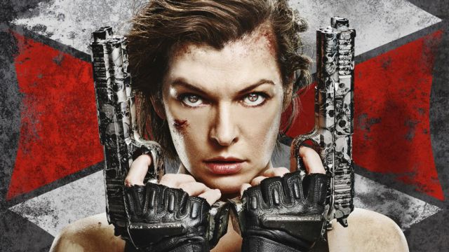 Rev It Up for the New Resident Evil: The Final Chapter Trailer
