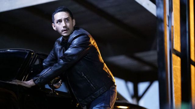 Robbie Reyes Prepares to Race in New Agents of SHIELD Clip