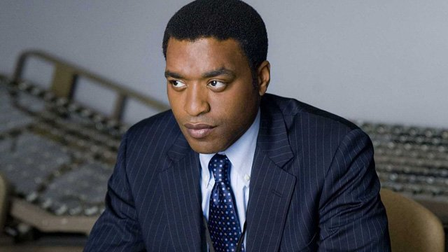 The Chiwetel Ejiofor movies list continues with Salt.