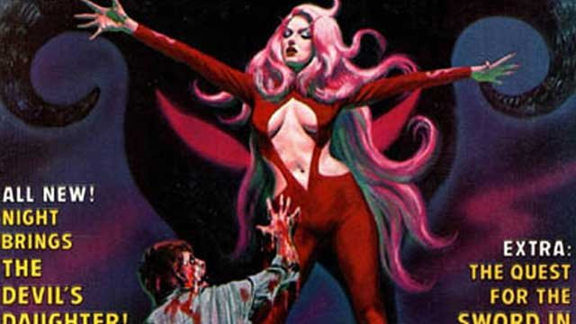 Satana is another of the classic Doctor Strange characters we'd like to see on the big screen.