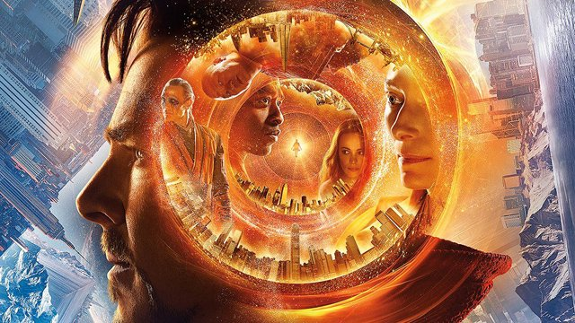 Doctor Strange IMAX Preview Teases a Marvel Cinematic Multiverse
