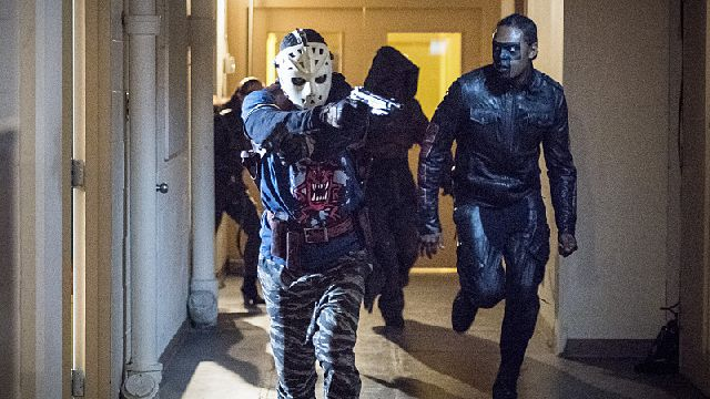 The New Team Arrow are on Their Own in Penance Photos