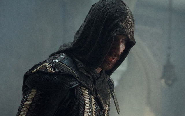 New Assassin's Creed Trailer Takes Michael Fassbender Through Time