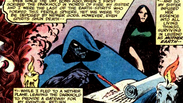 Cthon is another of the Doctor Strange characters we'd like to see on the big screen.