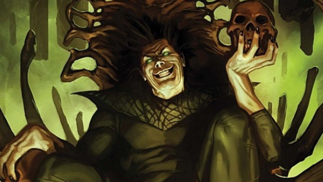 Nightmare is another of the Doctor Strange characters we want in the mcu.