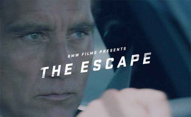 Watch Neill Blomkamp's New BMW Short Film, The Escape