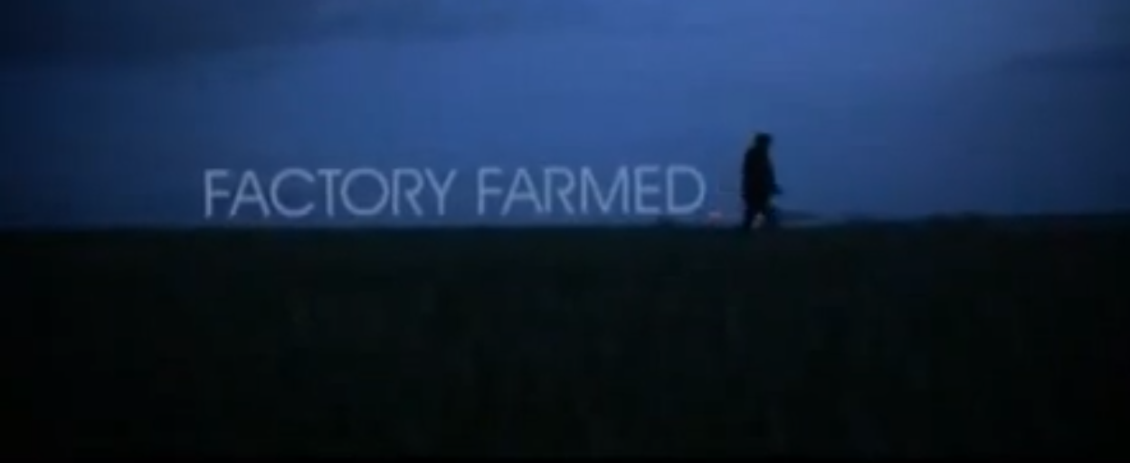 The Gareth Edwards movies list continues with Factory Farmed, a short.