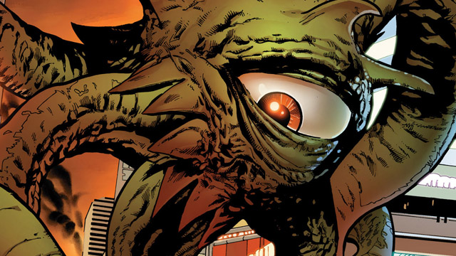 Another of the Doctor Strange characters we want to see in the MCU is Shuma-Gorath.