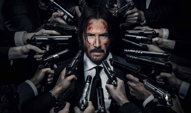 The New International John Wick: Chapter 2 Poster