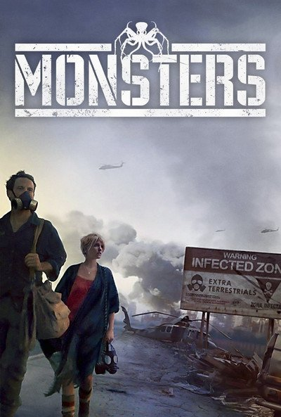 Monsters is one of the best known Gareth Edwards movies.
