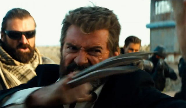 Logan International Trailer Features R-Rated Scene