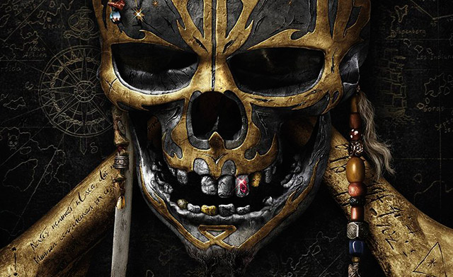 The First Pirates of the Caribbean: Dead Men Tell No Tales Trailer!