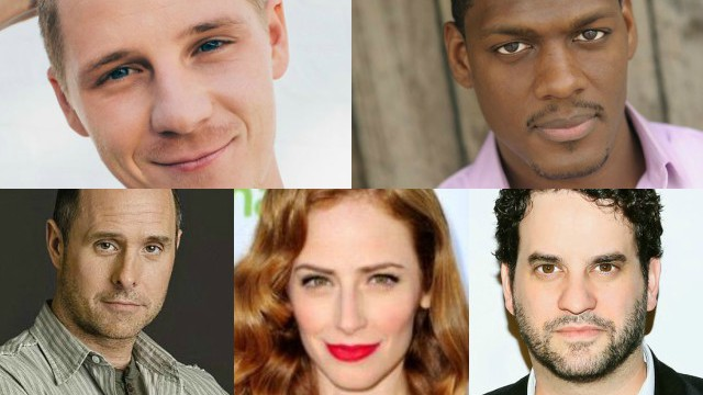 The Punisher adds Jaime Ray Newman, Michael Nathanson and more