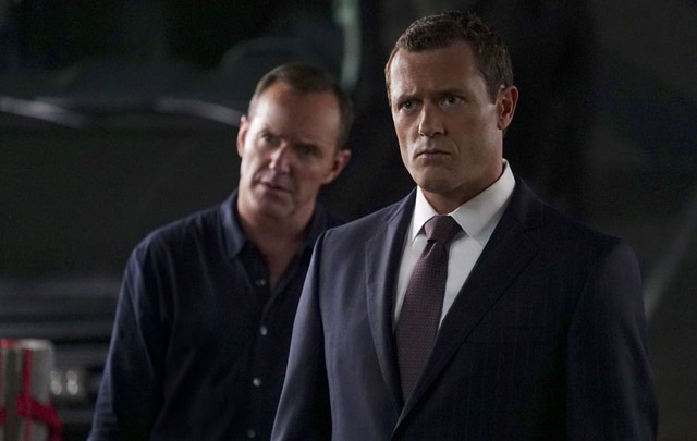 Coulson and Director Mace Talk Star Wars in a New Agents of SHIELD Clip