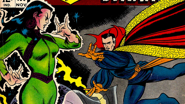 Umar is one of those Doctor Strange characters we want to see on the big screen.