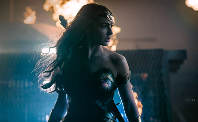 New Wonder Woman Photo from Justice League