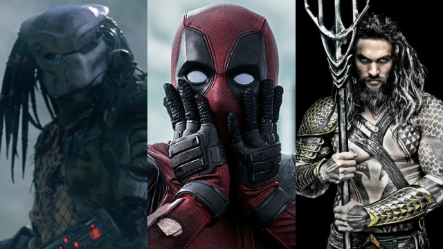 Filming Locations and Dates for Deadpool 2, The Predator, and Aquaman