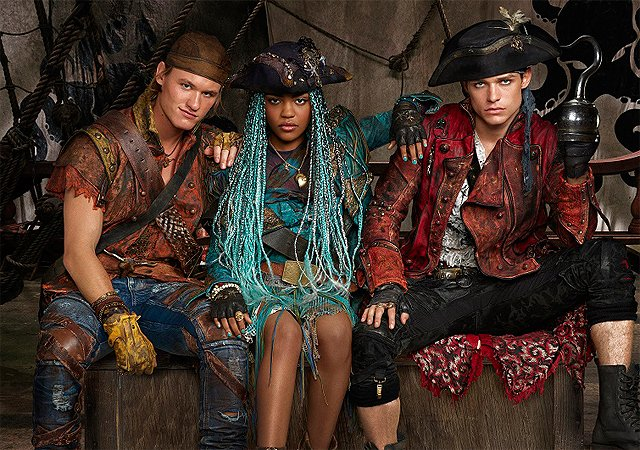 Descendants 2 Villains Revealed By Disney Channel