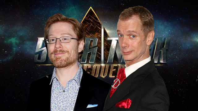 Star Trek: Discovery Casts Anthony Rapp as a Gay Lead