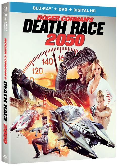 Contest: Win a Copy of Roger Corman's Death Race 2050 on Blu-ray!