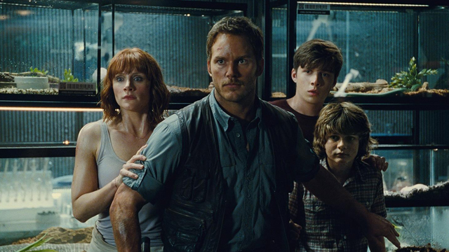 Jurassic World 2 Sets Date To Begin Production
