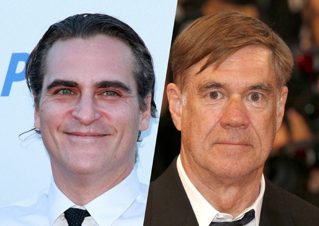 Joaquin Phoenix and Gus Van Sant Reteam for John Callahan Biopic