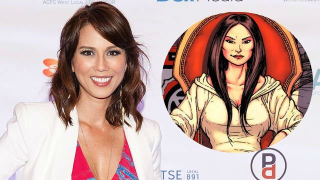 Arrow: Lexa Doig Cast as Talia al Ghul on CW Supernero Series