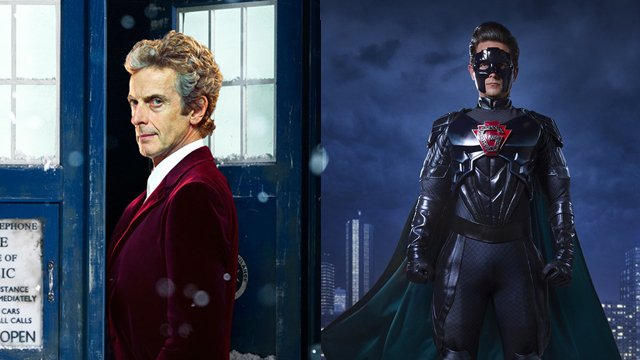 The Doctor Who 2016 Christmas Special Heads to the Big Screen