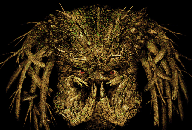 Exclusive Bottleneck Gallery Predator Print is One Ugly...