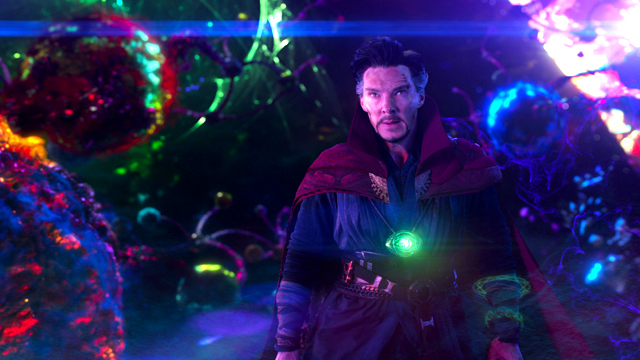 Doctor Strange Digital HD, Blu-ray and DVD Release Set for February