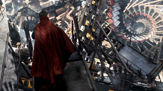 Explore the VFX of Doctor Strange with Stephane Ceretti. Stephane Ceretti has worked on quite a few Marvel films!