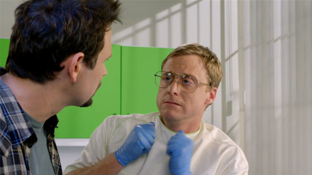 The Alan Tudyk movies and television spotlight includes his appearance on Suburgatory.