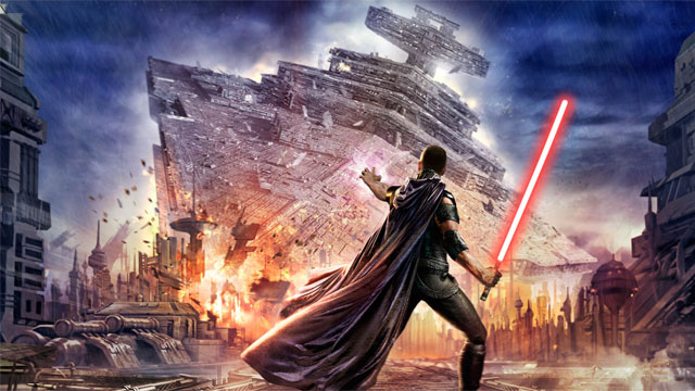 Could The Force Unleashed one day become one of the big screen Star Wars stories?