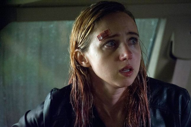 Interview: Zoe Kazan Talks The Monster and More