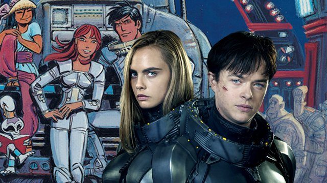 Explore the comic book sci-fi world of Luc Besson's latest, the Valerian movie! Our Valerian movie guide has everything you need to know.