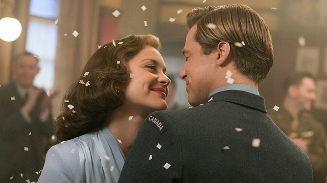 Allied Movie Clip And Featurette Watch At Comingsoon Net