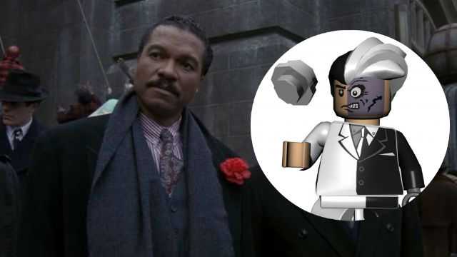 Billy Dee Williams will voice Two-Face in The LEGO Batman Movie