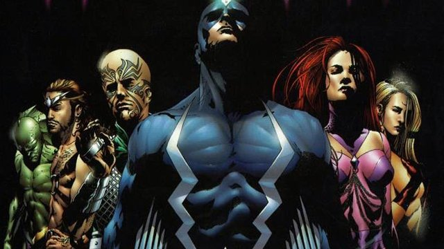 An Inhumans series was announced today.