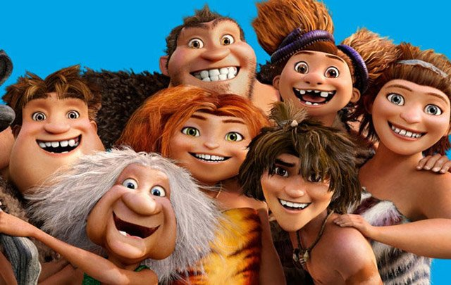 DreamWorks Animation Cancels The Croods 2