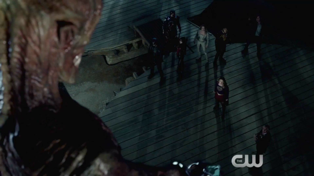 The Aliens Have Landed! New Promo for The CW's DC Invasion Crossover