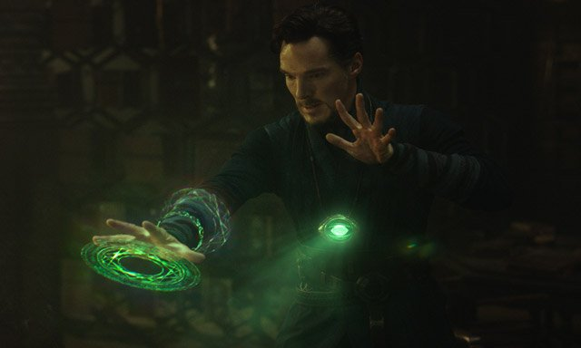 Doctor Strange Takes Portal to $325 Million Globally