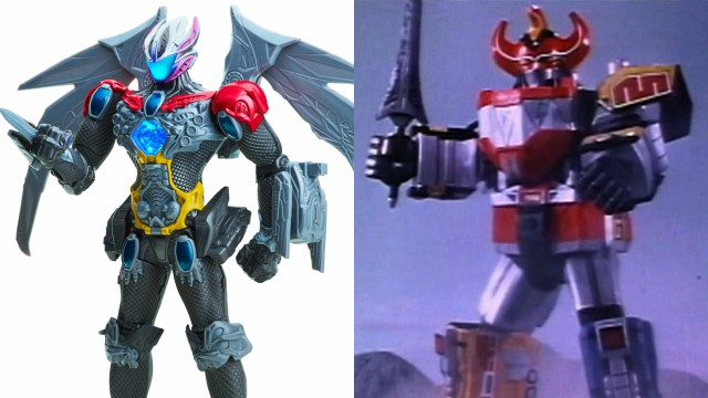 Power Rangers: New Megazord Revealed!