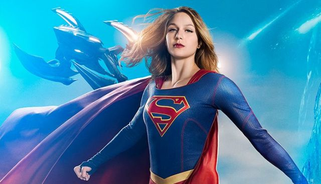 Supergirl Prepares for The CW Crossover in New Poster