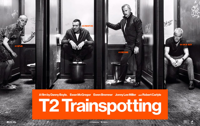 The T2 Trainspotting International Trailer and Poster are Here!