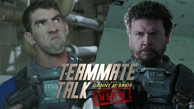 Call of Duty Teammate Talk with Danny McBride