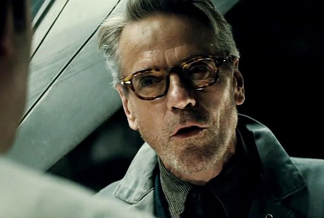 Exclusive: Jeremy Irons Talks Alfred's Role in the Justice League