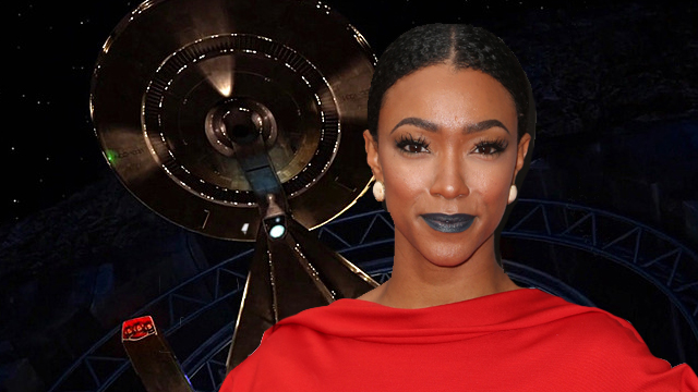 Sonequa Martin-Green to Lead Star Trek: Discovery