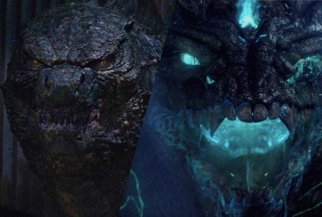 Godzilla Sequel and Pacific Rim Sequel Titles Revealed